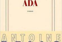 Antoine Bello - Ada