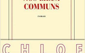 Chloé Thomas - Nos lieux communs