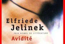 Elfriede Jeninek - Avidité