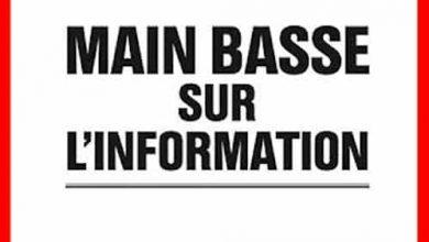 Laurent Mauduit - Main basse sur l'information
