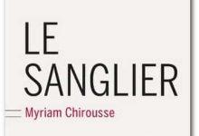 Photo de Myriam Chirousse – Le sanglier