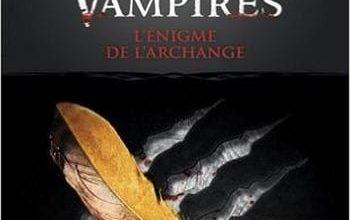 Chasseuse de Vampires - Tome 8 - L'énigme de l'archange