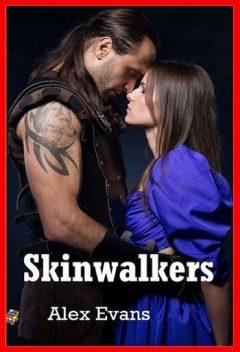Alex Evans - Skinwalkers