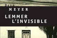 Photo de Deon Meyer – Lemmer L'invisible