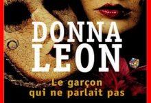 Donna Leon - Le garçon qui ne parlait pas
