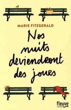 Marie Fitzgerald - Nos nuits deviendront des jours