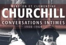 Photo de Winston et Clementine Churchill – Conversations intimes