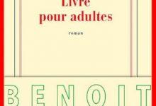 Photo de Benoît Duteurtre – Livre pour adultes (2016)