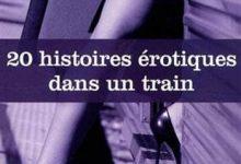 Osez - 20 histoires érotiques dans un train