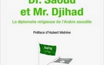 Photo de Pierre Conesa – Dr Saoud et Mr Djihad