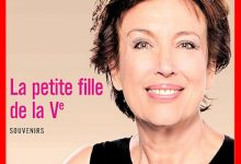 Photo de Roselyne Bachelot – La petite fille de la Ve