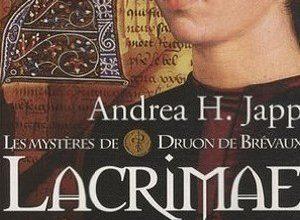 Andrea Japp - Lacrimae, Tome 2