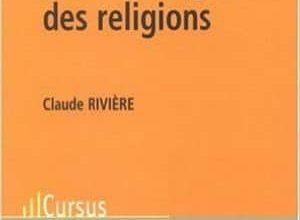 Photo de Claude Rivière – Socio-anthropologie des religions