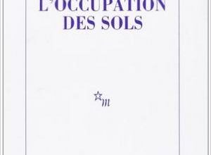 Jean Echenoz - L'Occupation des sols