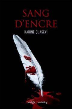 Karine Quasevi - Sang D'encre
