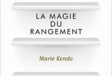 Photo of Marie Kondo – La magie du rangement