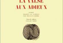 Photo de Milan Kundera – La valse aux adieux