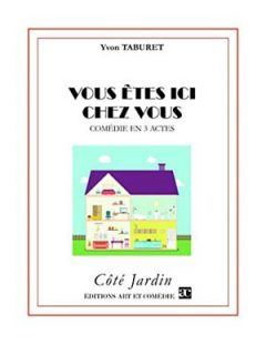 Yvon Taburet - Vous êtes ici chez vous