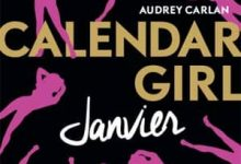 Photo de Audrey Carlan – Calendar Girl – Janvier (2017)