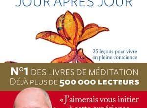 Photo of Christophe André – Méditer, jour après jour