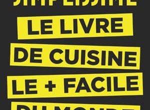 Photo of Jean-François Mallet – Simplissime : Le livre de cuisine le + facile du monde
