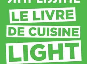 Photo of Jean-François Mallet – Simplissime light : Le livre de cuisine light le + facile du monde (2016)