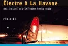 Photo de Leonardo Padura – Électre à La Havane