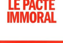 Photo de Sophie Coignard – Le pacte immoral