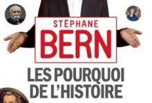 Photo de Stéphane Bern – Les Pourquoi de l'histoire