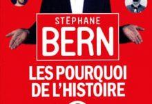 Photo de Stéphane Bern – Les pourquoi de l'histoire : Tome 2
