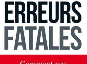 Vincent Nouzille - Erreurs Fatales