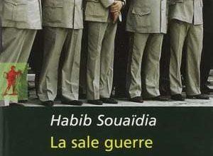 Photo de Habib Souaidia – La sale guerre