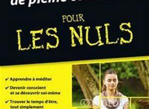 Photo of La Méditation de pleine conscience pour les Nuls poche
