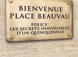 Olivia Recasens - Bienvenue Place Beauvau