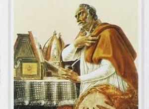 Photo de Saint Augustin – Les confessions