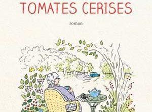 Véronique de Bure - Un clafoutis aux tomates cerises