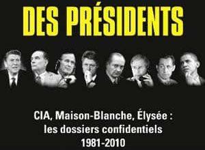 Photo de Vincent Nouzille – Dans le secret des présidents