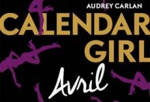 Audrey Carlan - Calendar Girl - Avril