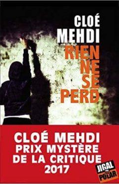 Cloé Mehdi - Rien ne se perd