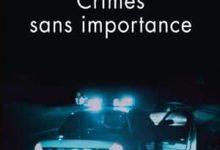 Photo de Dave Zeltseman – Crimes sans importance