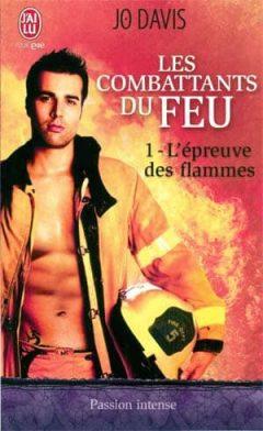 Jo Davis - Les combattants du feu