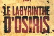 Photo de Paul Sussman – Le Labyrinthe d'Osiris