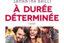 Samantha Bailly - A durée déterminée