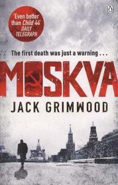 Jack Grimwood - Moskva