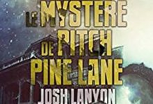 Josh Lanyon - Le mystère de Pitch Pine Lane