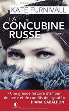 Kate Furnivall - La concubine russe