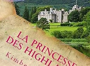 Kimberly Cooper - La Princesse des Highlands