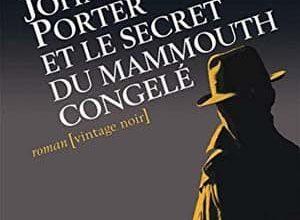 Lionel Davidson - Johnny Porter et le secret du mammouth congelé