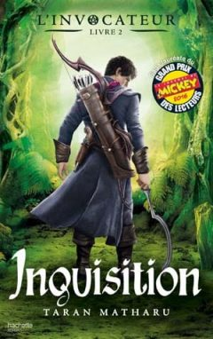 Taran Matharu - L'Invocateur - Livre II - Inquisition