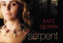 Photo de Kate Quinn – Le Serpent et la perle [Les Borgia t.1]